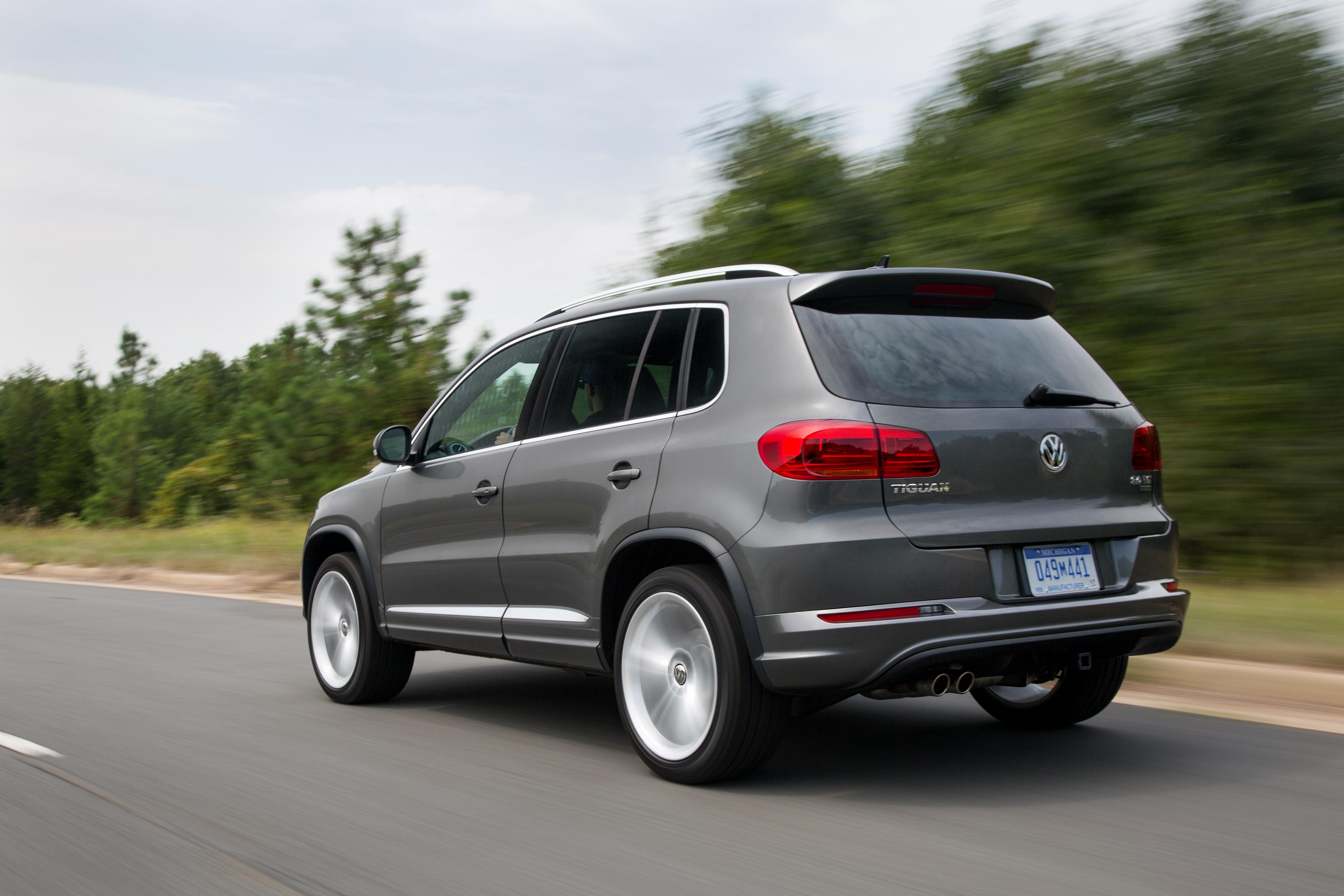 2015 volkswagen tiguan: putting the 'sport' in suv - Volkswagen Media Site