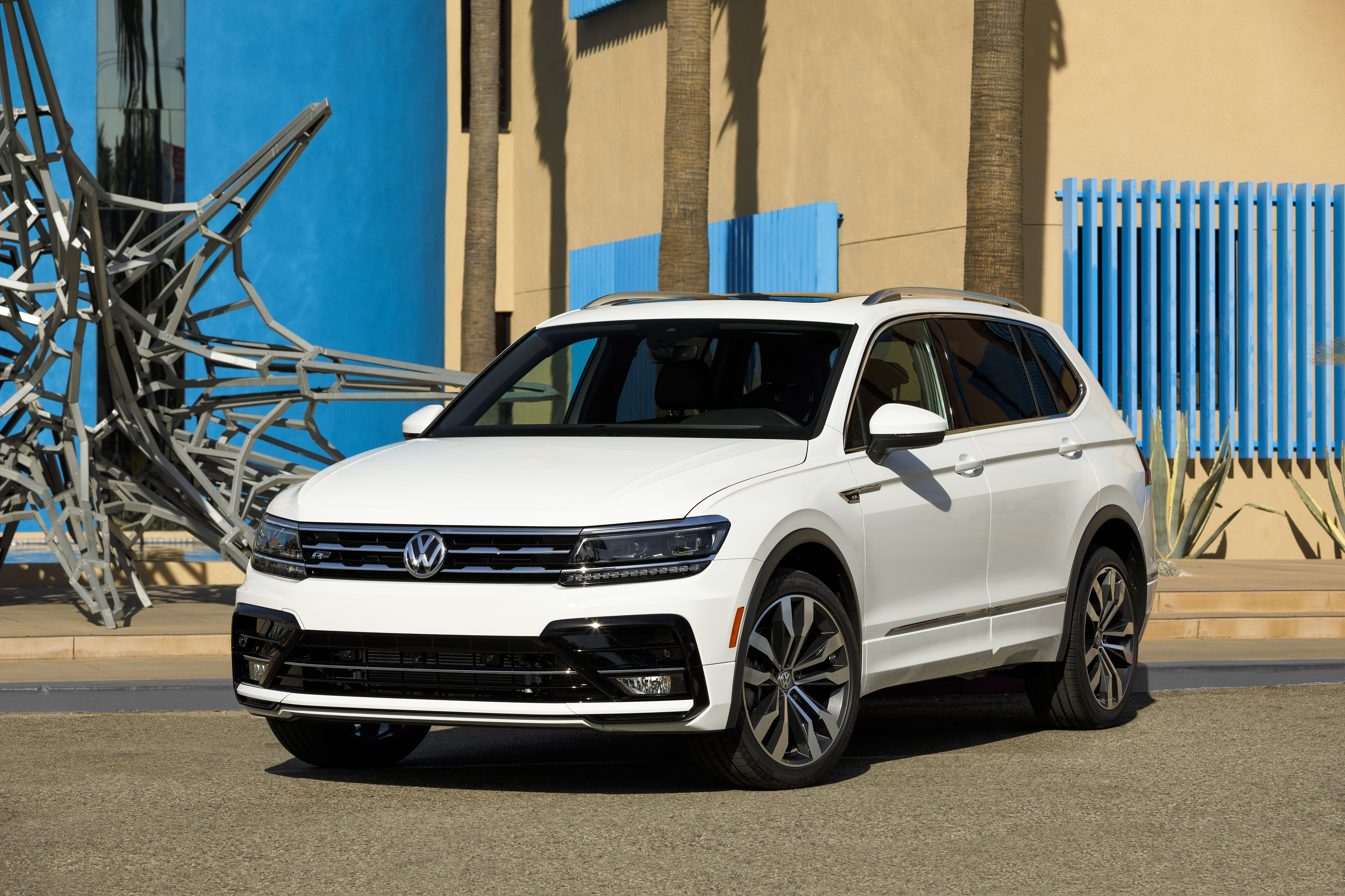 Tiguan Volkswagen Media Site