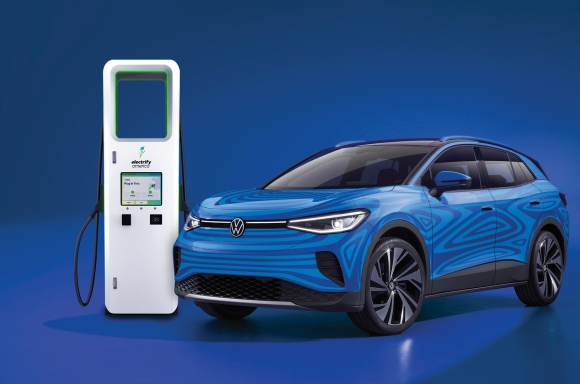 VW and Electrify America Team Up