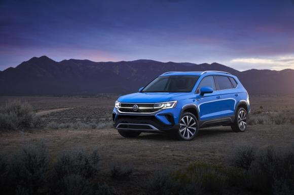 20221 VW Taos Revealed
