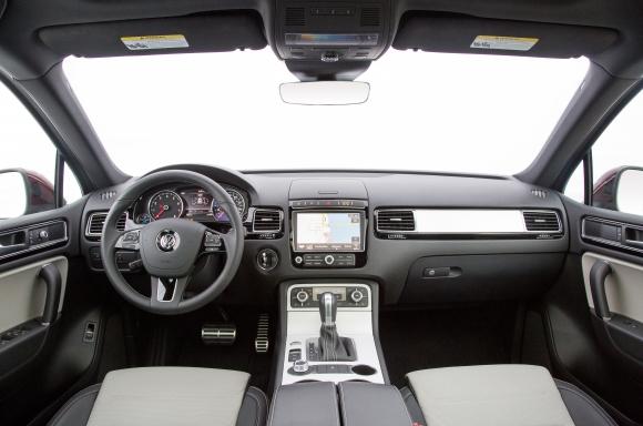 2017 Volkswagen Touareg The People S Premium Suv Volkswagen Media