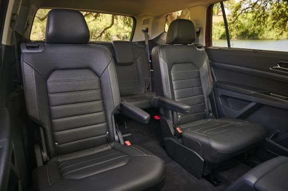 2018 VOLKSWAGEN ATLAS AND TIGUAN NAMED TO CARS.COM CAR SEAT CHECK ...