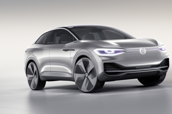 VW ID Crozz Electric Crossover SUV: Design, Release >> Id Crozz Volkswagen Media Site