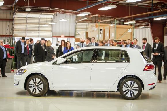 VOLKSWAGEN GROUP OF AMERICA CELEBRATES GRAND OPENING OF PORT OF BENICIA - Volkswagen Media Site