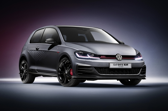 Racing Inspired Golf Gti Tcr Concept Debuts At Wrthersee Festival