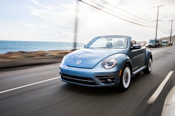 Beetle Convertible - Volkswagen Media Site