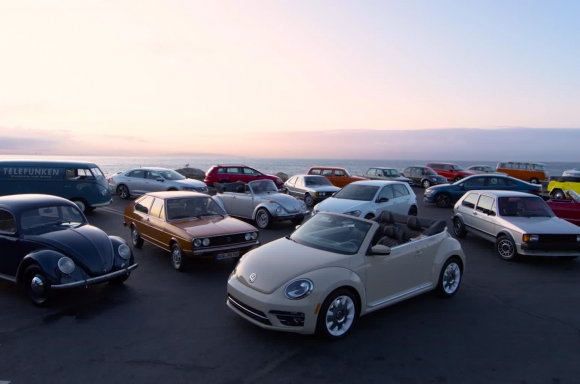 Volkswagen Celebrates 70 Years of the Brand in America