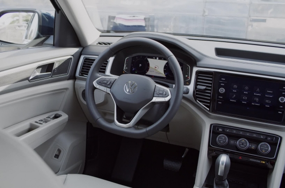 2021 Atlas Interior B-Roll
