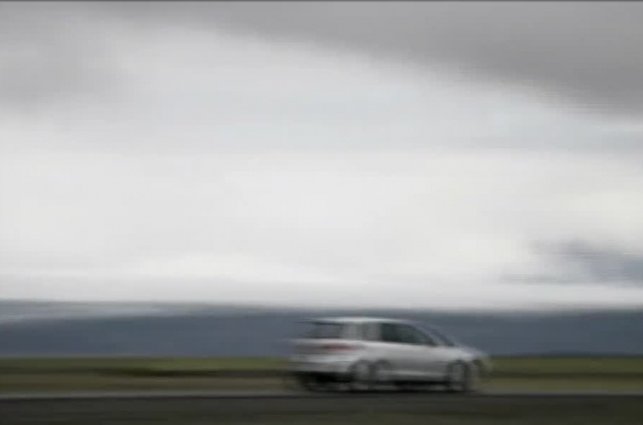 2010 Volkswagen Golf Running Footage