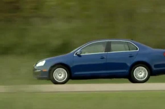 2010 Jetta Running Footage