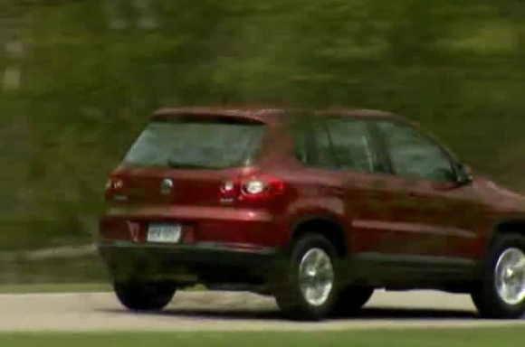 2010 Tiguan Running Footage