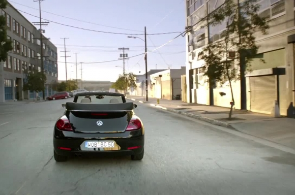 Volkswagen Beetle Cabrio First Impressions