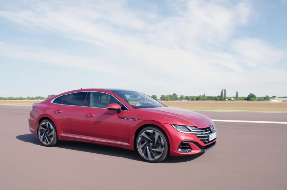 2021 Arteon - Dynamic B-Roll