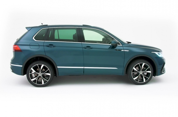 European Tiguan B-Roll