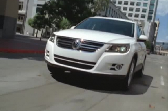 2009 Tiguan Running Footage