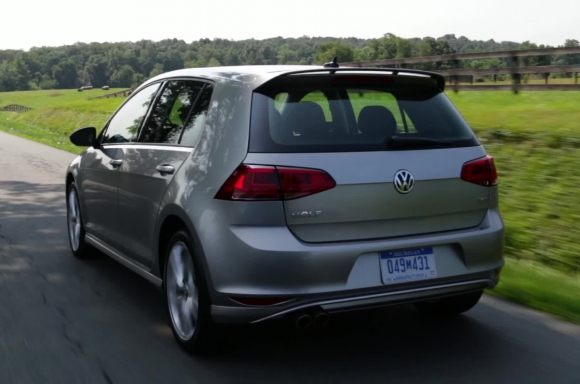 2015 Golf TSI B-Roll