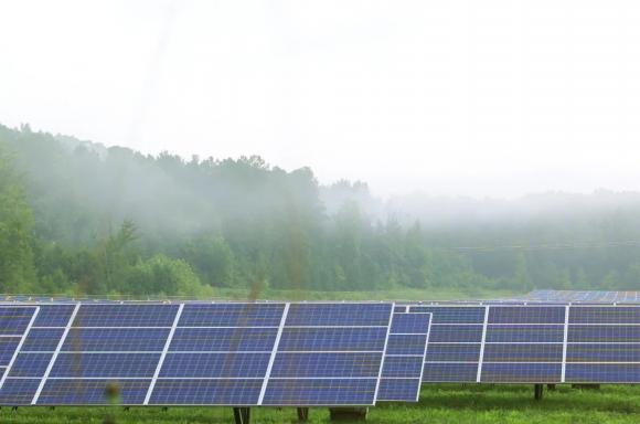 Chattanooga Solar Park B-Roll