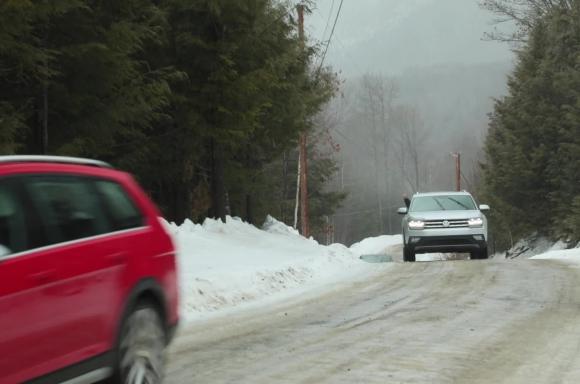2018 Canada Winter Drive