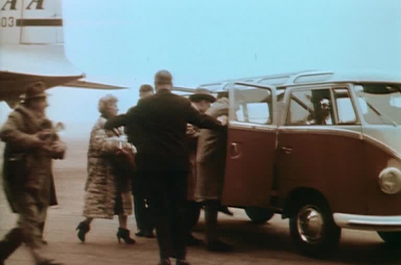 VW Bus Historic Footage - Through the Years