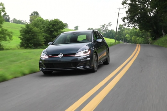 2018 Golf GTI Dynamic B-Roll