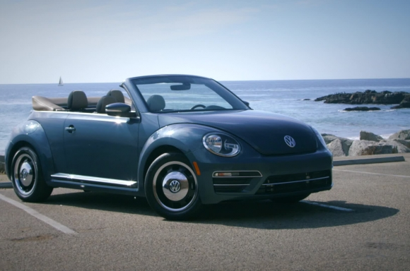 2018 Beetle Convertible B-Roll