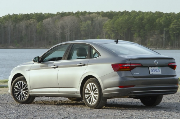 2019 Jetta - SEL Static B-Roll