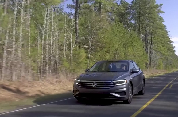 2019 Jetta SEL Dynamic B-Roll