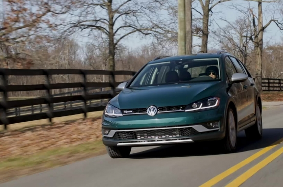 2018 Golf Alltrack Dynamic B-Roll