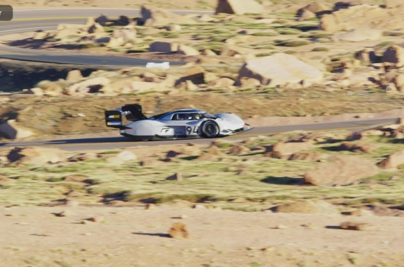 I.D. R Pikes Peak: final design