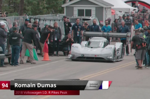I.D. R Pikes Peak: overall record