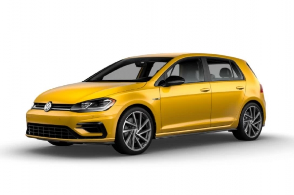 Volkswagen Spektrum Program Offers Custom Colors for 2019 Golf R