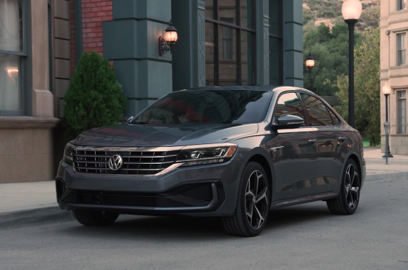 2020 Passat Static B-Roll
