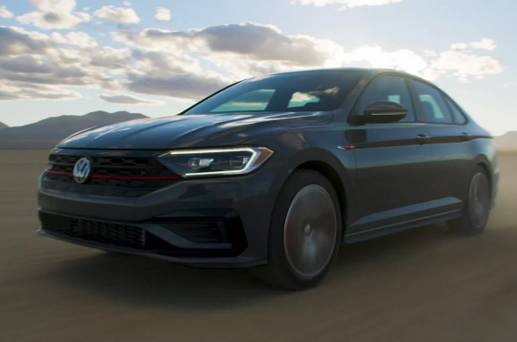 2019 Jetta GLI Closed Course Performance B-Roll