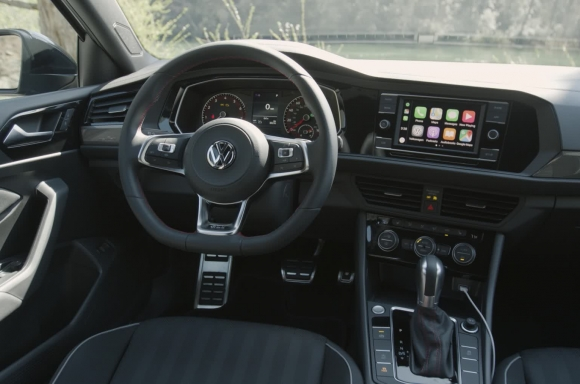 2019 Jetta GLI 35th Anniversary Edition Interior B-Roll