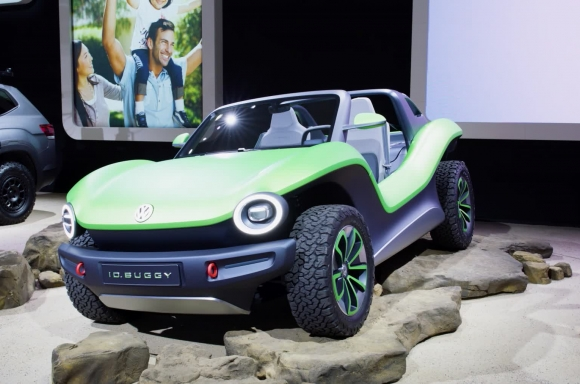 ID. Buggy 2019 NYIAS Booth B-Roll