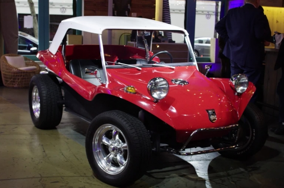 Meyers Manx 2019 NYIAS Event B-Roll