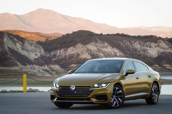 2019 Arteon SEL R-Line 4Motion Exterior B-roll